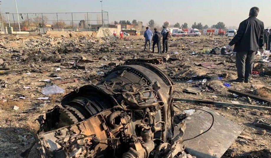 авіакатастрофа_МАУ_Іран