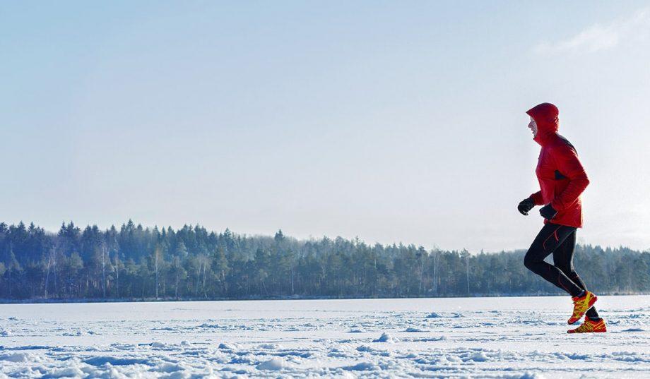 зимовий біг