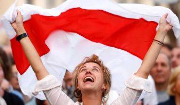 Протести у Білорусі 2020