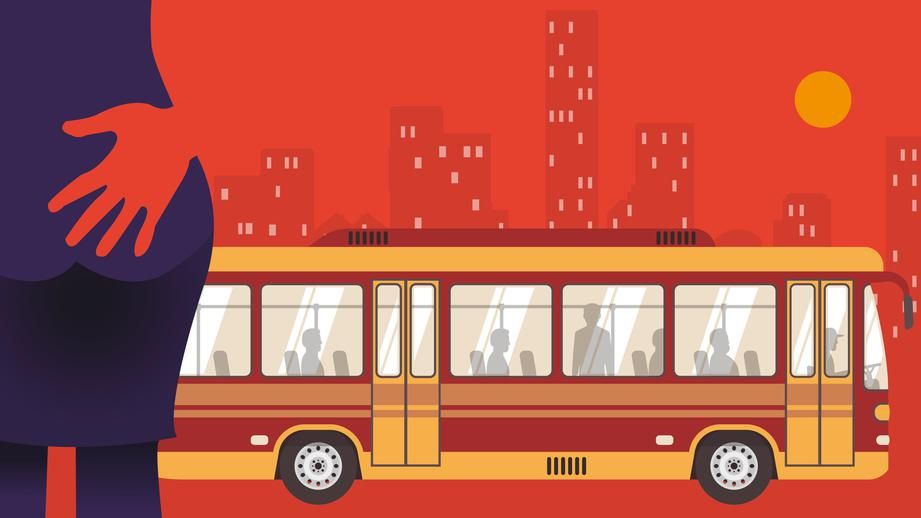насильство у транспорті